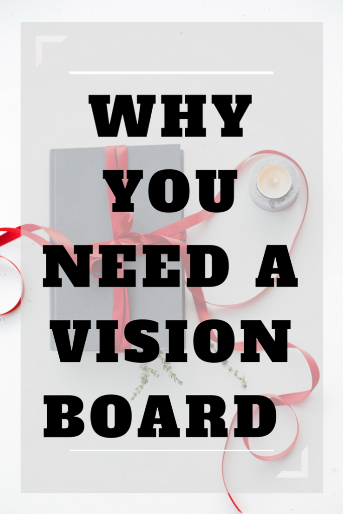There is a lot of talk about vision boards but do you really need one? Do vision boards even work? If you have these and many more questions, this post will show you why you need a vision board and how it will help you to start achieving your goals.