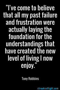 Tony-Robbin-fear-of-failure-quote