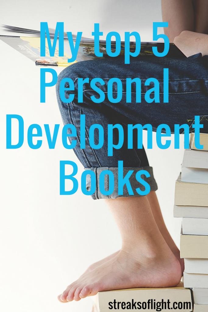 top 5 personal development books