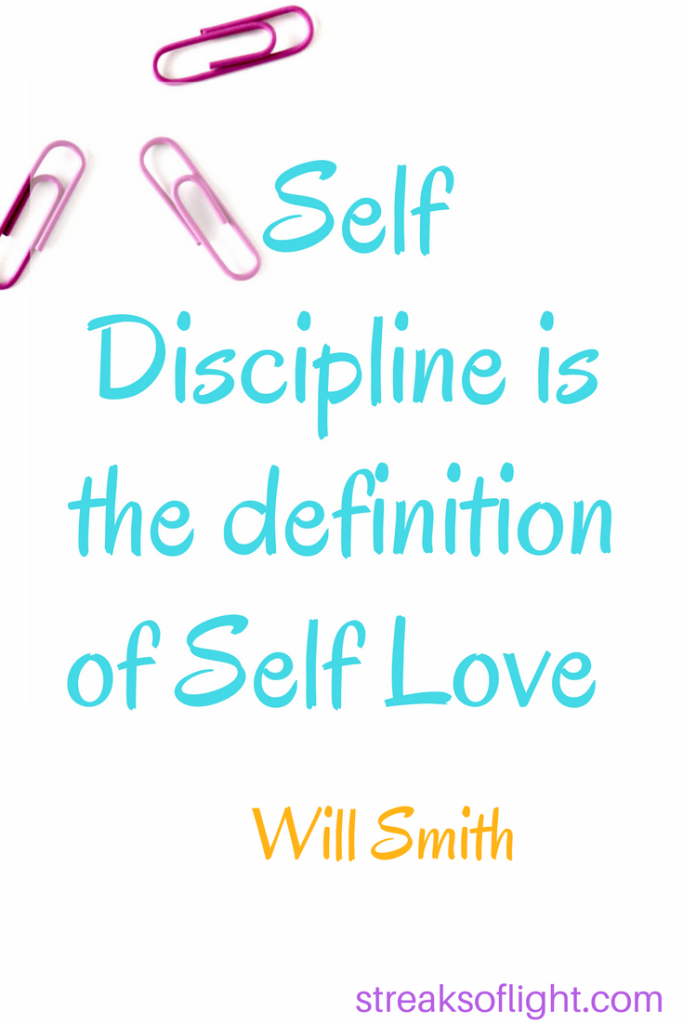 self discipline is the definition of self love. It is to forgo immediate pleasure for the exchange of long term self-respect. #Willsmith #selfrespect #selflove #Selfdiscipline #discipline
