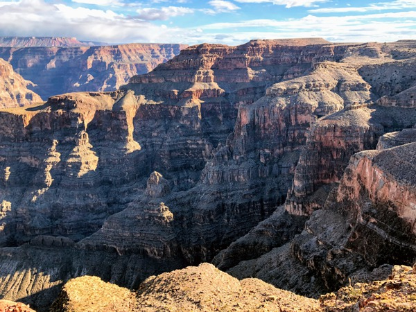 Our fun tour of Las Vegas, Grand Canyon West rim and Hoover Dam.