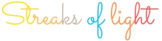 streaks of light logo