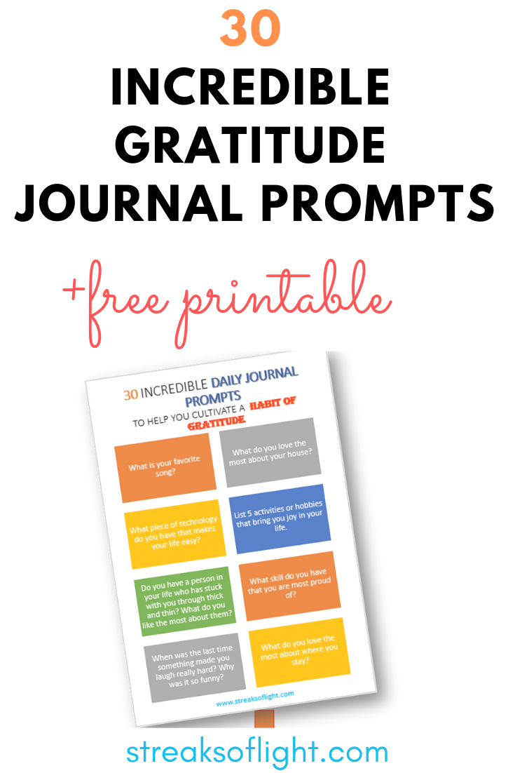 Looking to get into gratitude journaling? Or do you want to just be more grateful in life? These 30 gratitude journals are absolutely amazing. Use these to cultivate the attitude of gratitude and you will not regret. #gratitude #attitudeofgratitude #journalprompts
