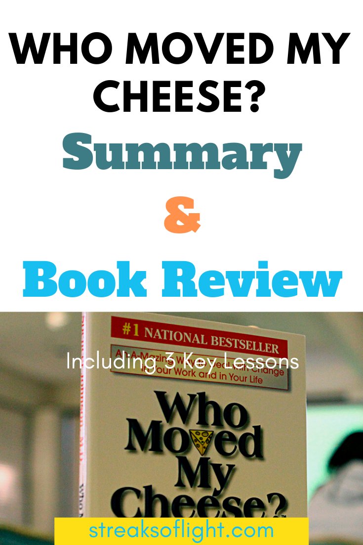 who moved my cheese summary and book review