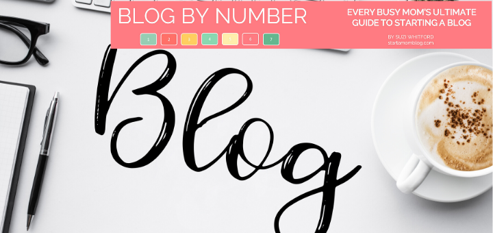 blog by number by suzi whitford course and ebook