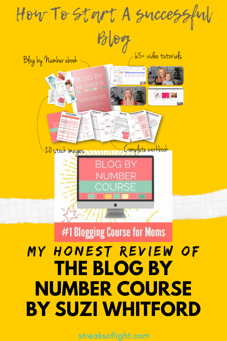 I will tell you everything blog by number course entails (from an insider's point of view) and give my honest review of the course.