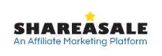 Shareasale logo - affiliate marketing platform